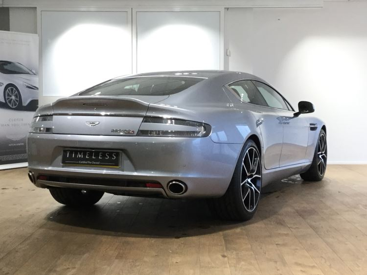 Aston Martin Rapide S V12 [552] 4dr Touchtronic II image 6