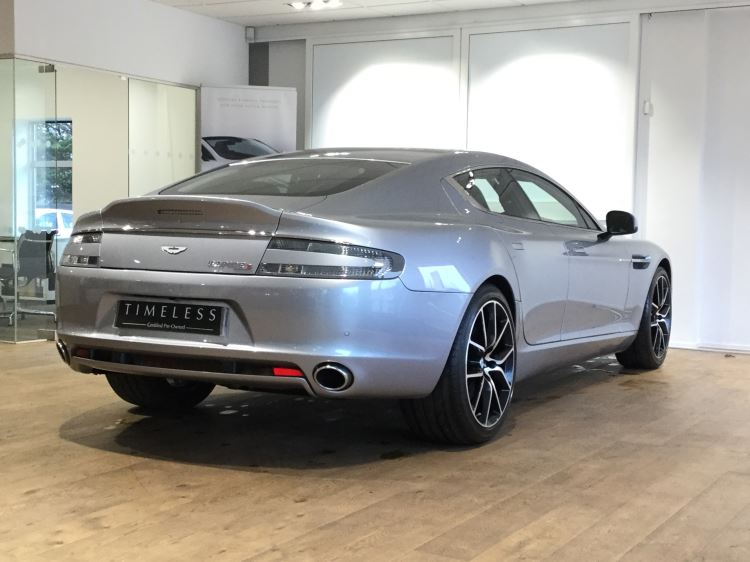 Aston Martin Rapide S V12 [552] 4dr Touchtronic II image 8