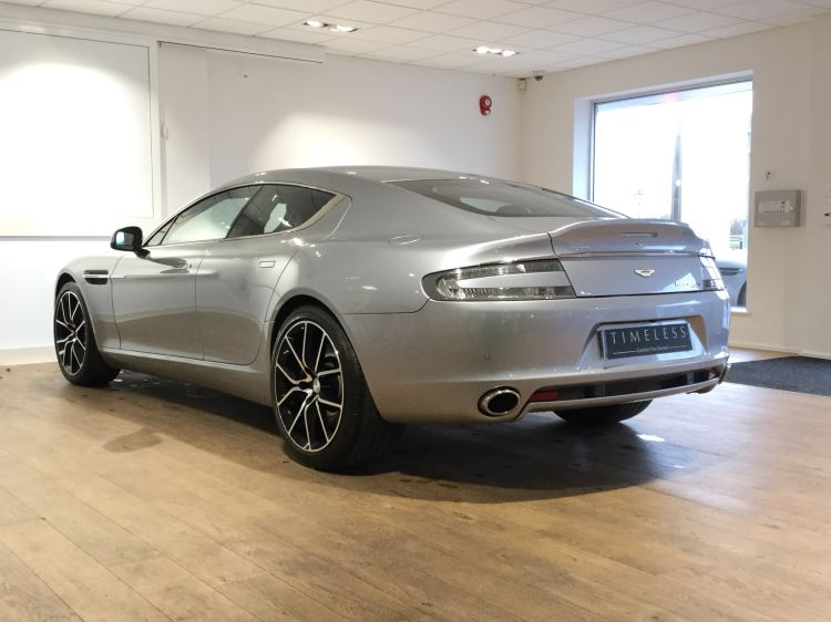 Aston Martin Rapide S V12 [552] 4dr Touchtronic II image 9