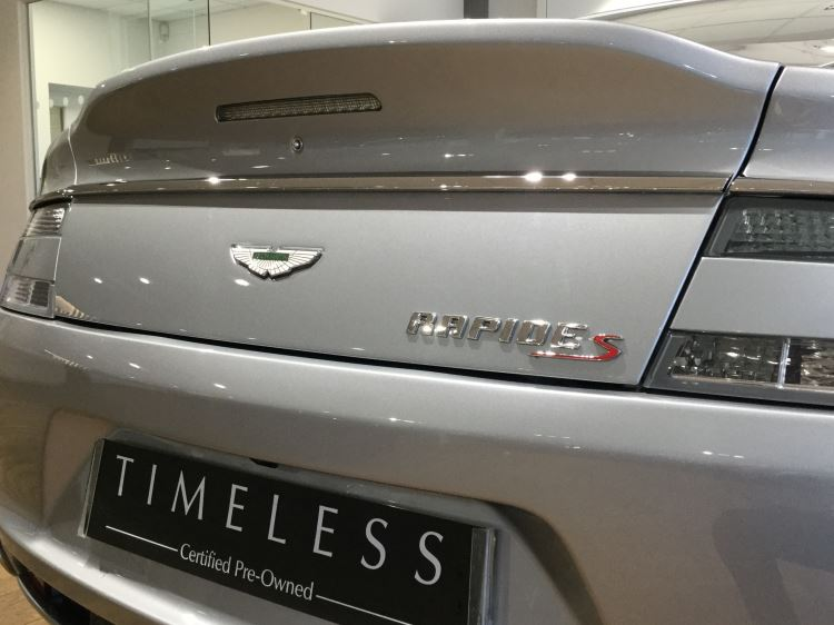 Aston Martin Rapide S V12 [552] 4dr Touchtronic II image 10