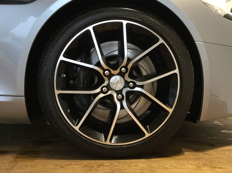 Aston Martin Rapide S V12 [552] 4dr Touchtronic II image 11