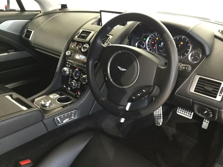 Aston Martin Rapide S V12 [552] 4dr Touchtronic II image 14