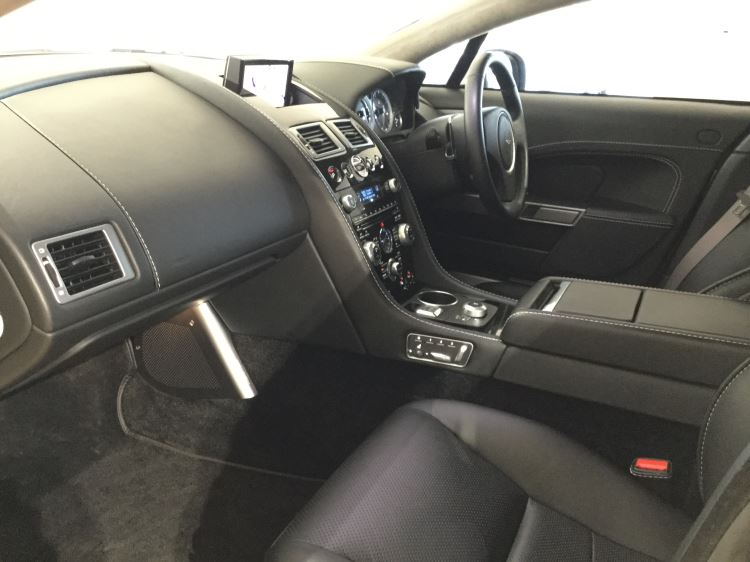Aston Martin Rapide S V12 [552] 4dr Touchtronic II image 16