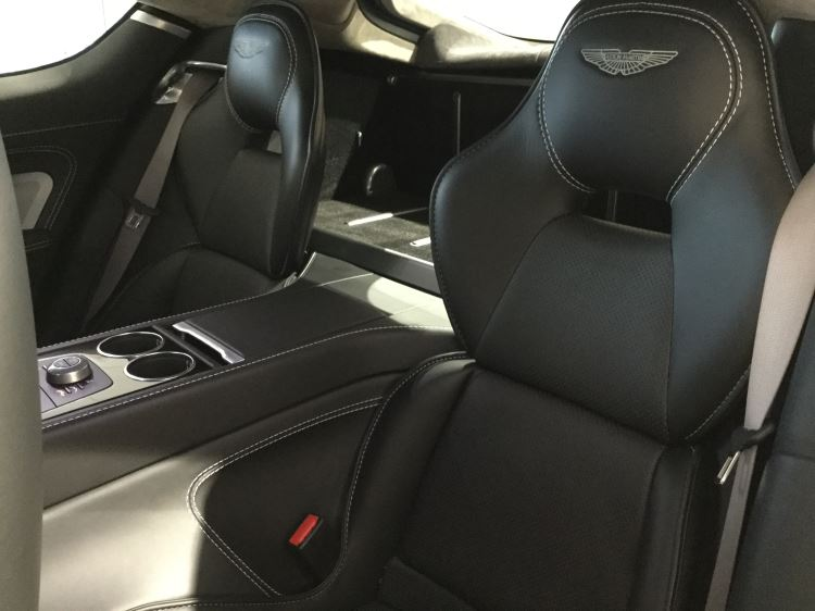 Aston Martin Rapide S V12 [552] 4dr Touchtronic II image 19