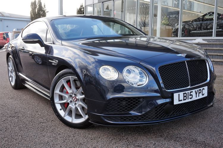 Bentley Continental GT 4.0 V8 S 2dr Auto Automatic Coupe (2015) image
