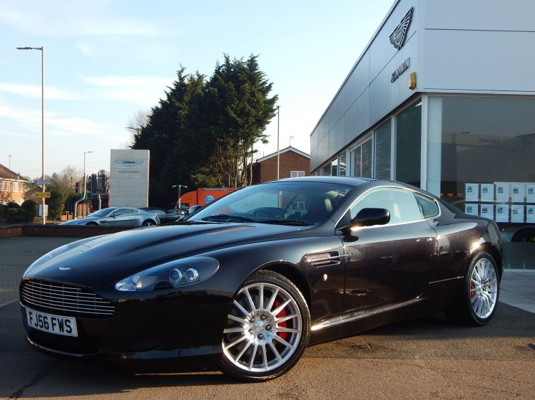 Aston Martin DB9 V12 2dr Touchtronic 5.9 Automatic Coupe (2006) image