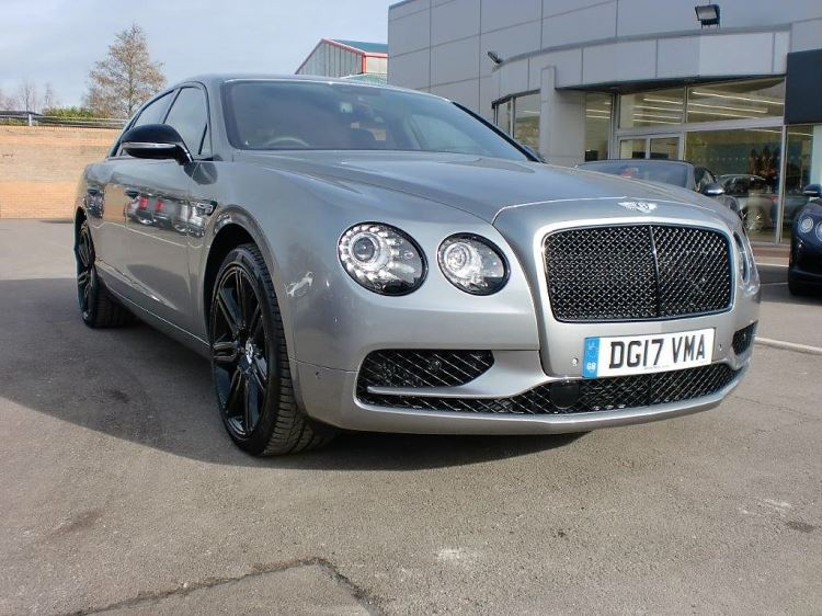 Bentley Flying Spur W12 S 6.0 W12 S 4dr Auto Automatic Saloon (2017) image