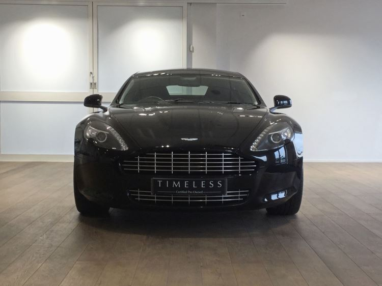 Aston Martin Rapide V12 4dr Touchtronic 5.9 Automatic 5 door Saloon (2011)
