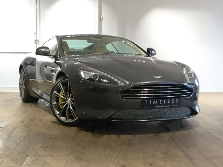 Aston Martin DB9 V12 2dr Touchtronic Auto 6.0 Automatic 3 door Coupe (2014) image