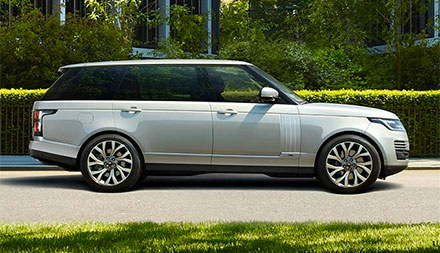 New Range Rover PHEV