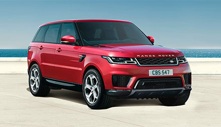 Land Rover New Range Rover Sport Autobiography Dynamic