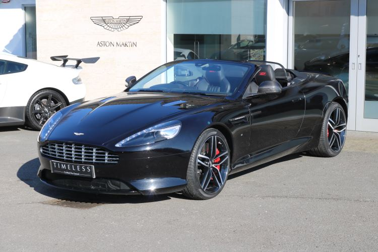 Aston Martin DB9 GT Volante 6.0 Automatic 2 door Coupe (2016) image