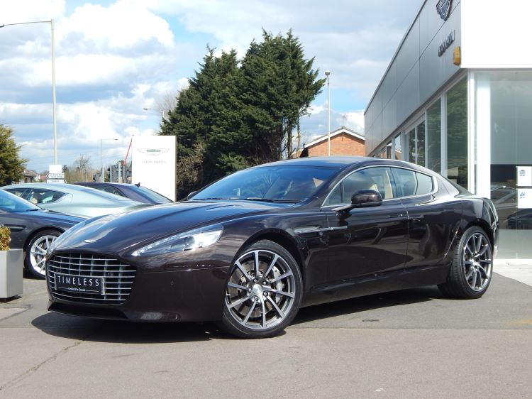 Aston Martin Rapide S V12 [552] 4dr Touchtronic III 5.9 Automatic 5