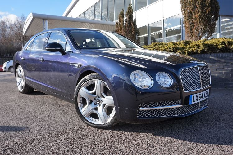 Bentley Flying Spur 6.0 W12 Mulliner Driving Spec 4dr Automatic Saloon (2014) image