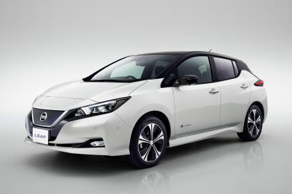 Nissan Leaf New Lead N-Connecta