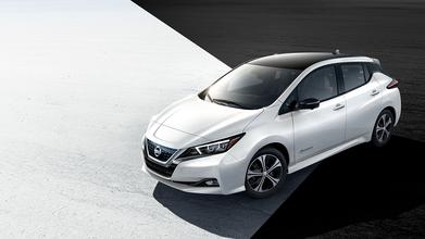 New Nissan Leaf Cars