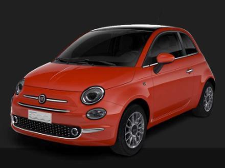 Fiat 500 1.2 Lounge 3dr **Exclusive to Warrington Motors**
