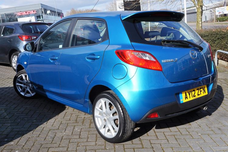Mazda 2 1.5 Sport 5dr Hatchback (2012) at Warrington Motors Fiat and