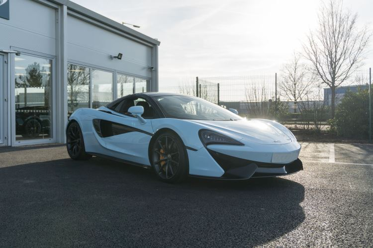 McLaren 570S Spider MSO LAUNCH EDITION image 4