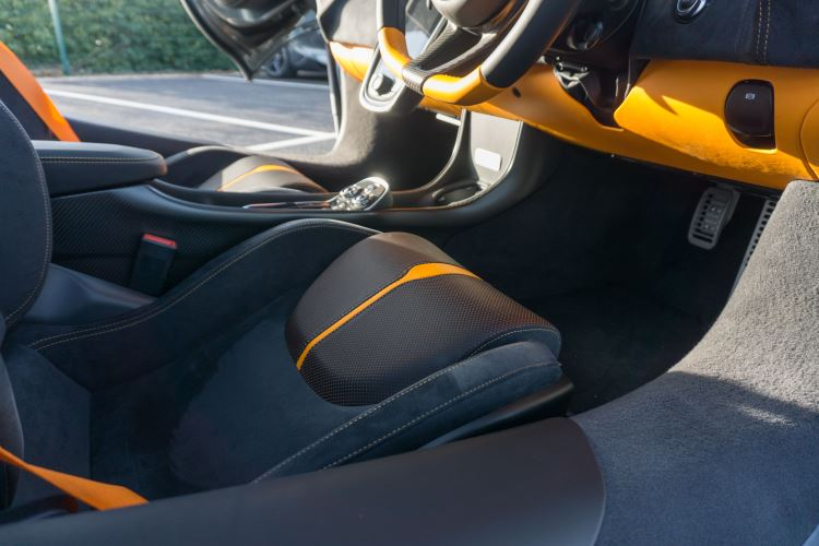 McLaren 570S Spider MSO LAUNCH EDITION image 15