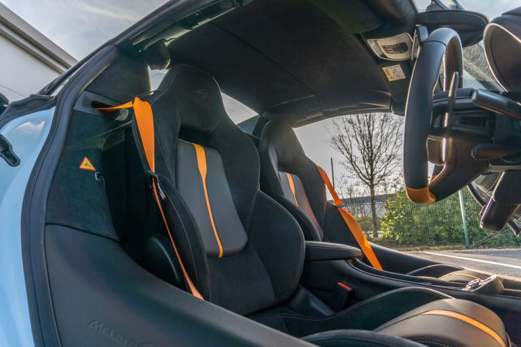 McLaren 570S Spider MSO LAUNCH EDITION image 16