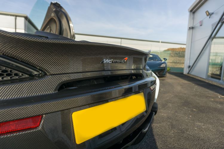 McLaren 570S Spider MSO LAUNCH EDITION image 27