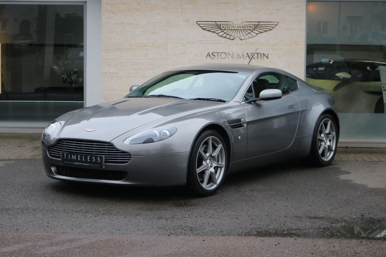 Aston Martin V8 Vantage Coupe 2dr 4.3 3 door Coupe (2005) image