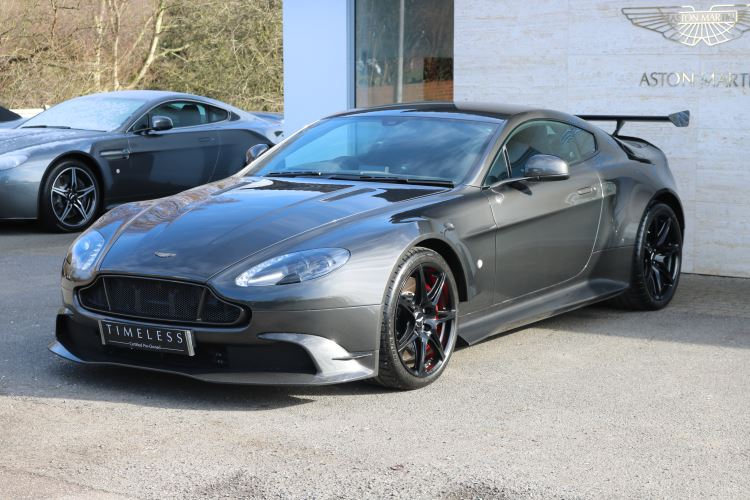 Aston Martin V8 Vantage S Coupe GT8 2dr 4.7 3 door Coupe (2016)