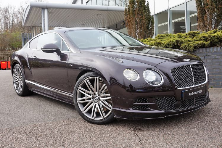 Bentley Continental GT Speed 6.0 W12 [635] Speed 2dr  Automatic Coupe (2015) image
