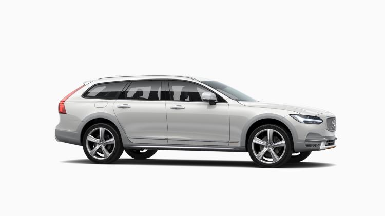 Volvo V90 D4 AWD Cross Country Ocean Race Limited Edition