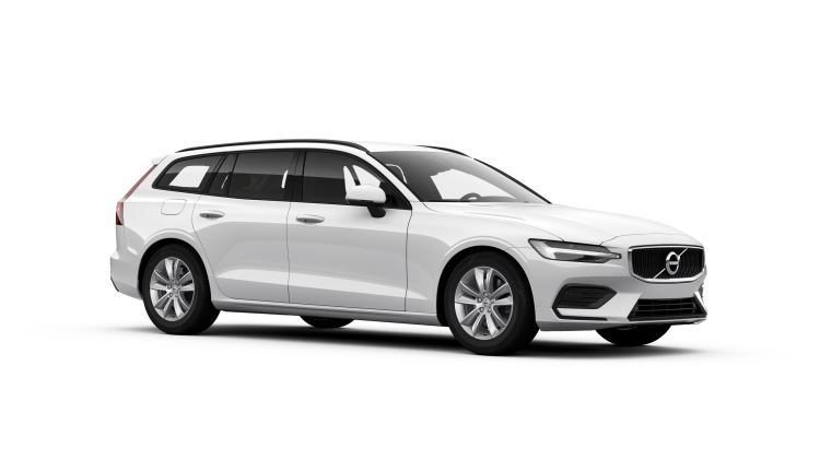 The New Volvo V60 D3 Momentum Manual
