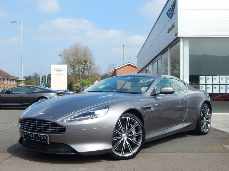 Aston Martin DB9 Coupe 5.9 2 door (2015) image