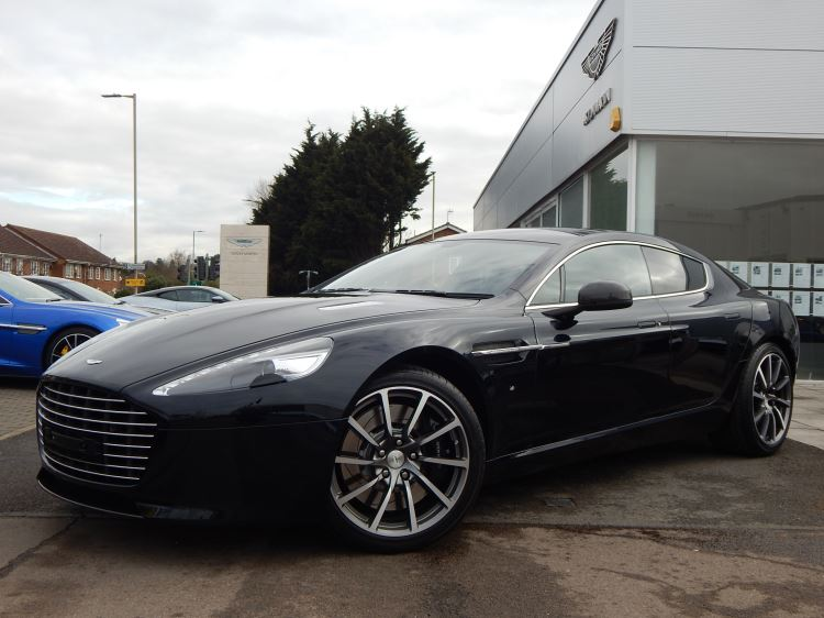 Aston Martin Rapide S V12 [565] Shadow Edition Touchtronic III SPECIAL EDITION 5.9 Automatic 4 door Saloon (16MY) image