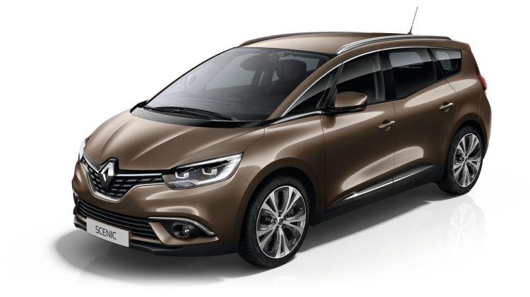 Renault Grand Scenic 1.5 dCi 110 Hybrid Assist Dynamique Nav 5dr