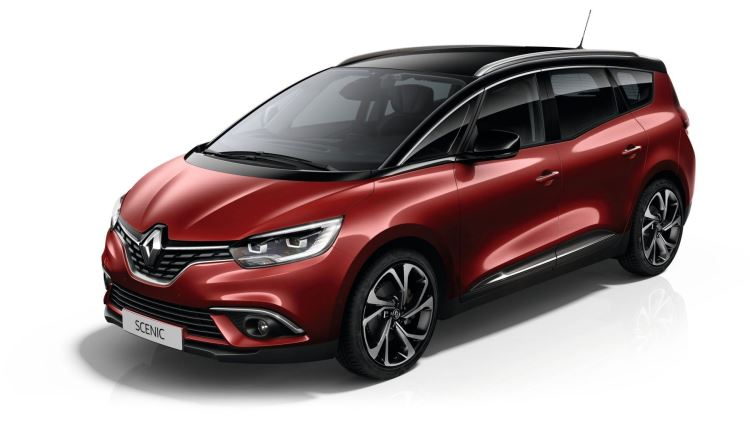 Renault Grand Scenic 1.5 dCi 110 Hybrid Assist Signature Nav