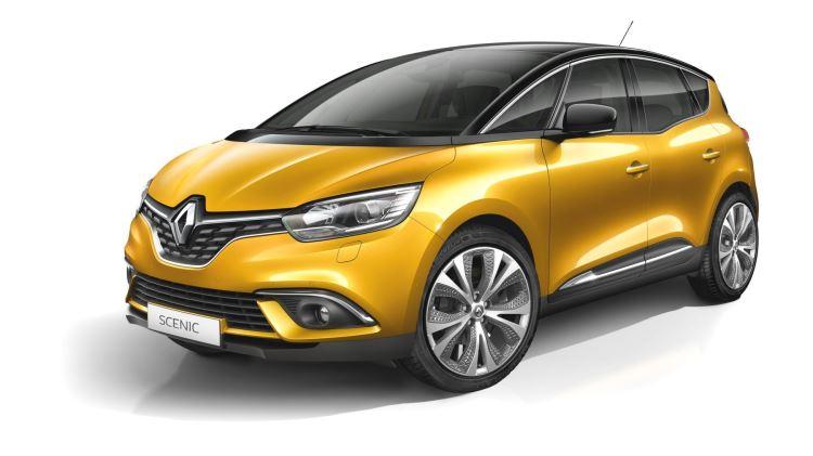 Renault Scenic 1.5 dCi 110 Dynamique S Nav 5dr
