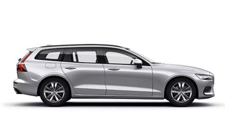 The All-New Volvo V60 Offers