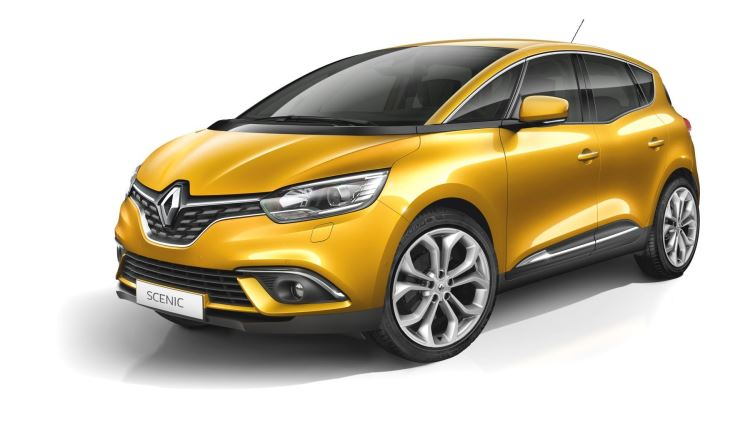 Renault Scenic 1.5 dCi Expression+ TCe 115