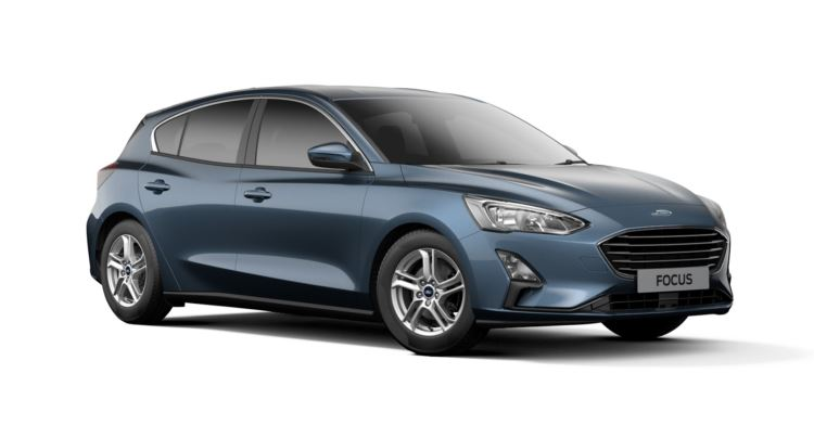 Ford New Focus Zetec 1.0 EcoBoost 100PS 5dr