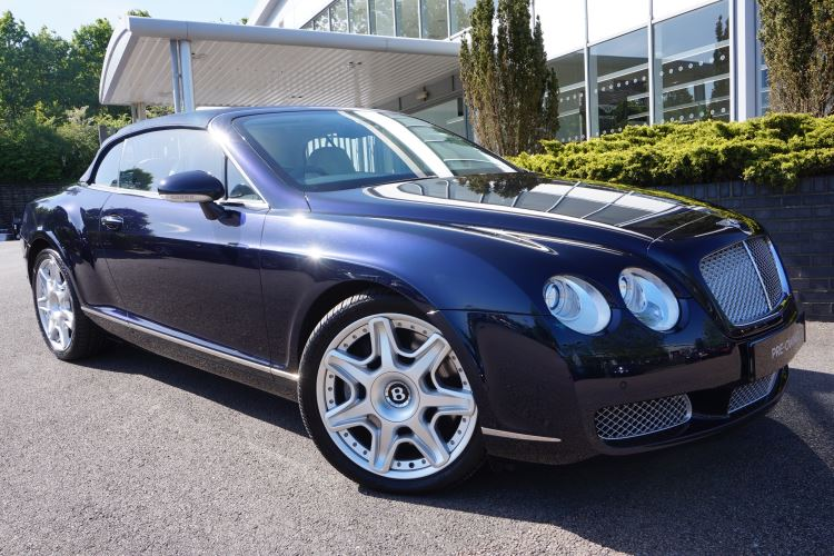 Bentley Continental GTC 6.0 W12 2dr Auto Automatic Convertible (2008) image
