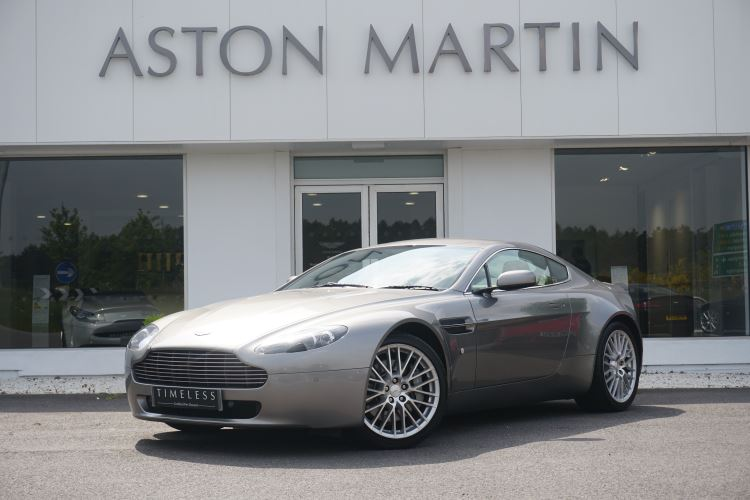 Aston Martin V8 Vantage Coupe 2dr Sportshift [420] 4.7 Automatic 3 door Coupe (2009) image