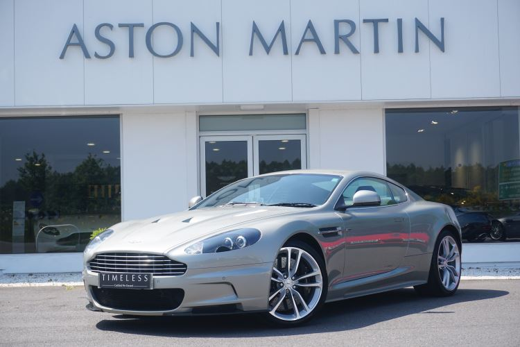 Aston Martin DBS V12 2dr Touchtronic 5.9 Automatic Coupe (2010) image