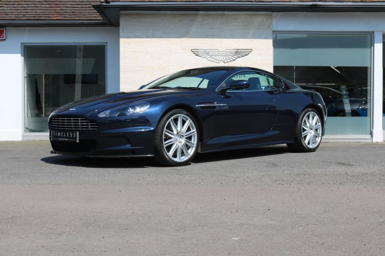 Aston Martin DBS V12 2dr 5.9 Coupe (2008) image