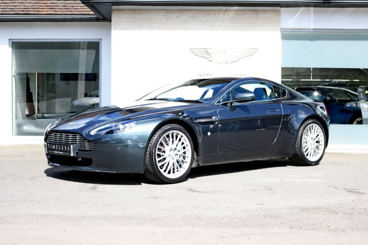 Used Aston Martin Welwyn Cars For Sale Grange - Aston martin cars com