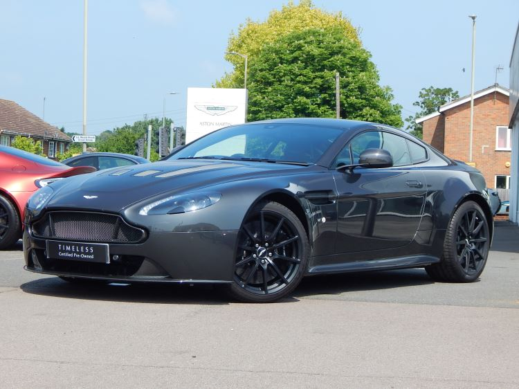 Aston Martin V12 Vantage S Coupe S 2dr 5.9 3 door Coupe (2017) image