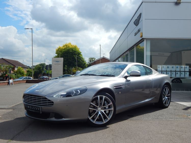 Aston Martin DB9 V12 2dr Touchtronic [470] 5.9 Automatic Coupe (2011)