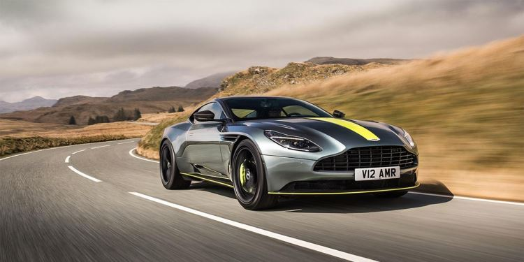 Aston Martin DB11 AMR - Inspired by Aston Martin Racing