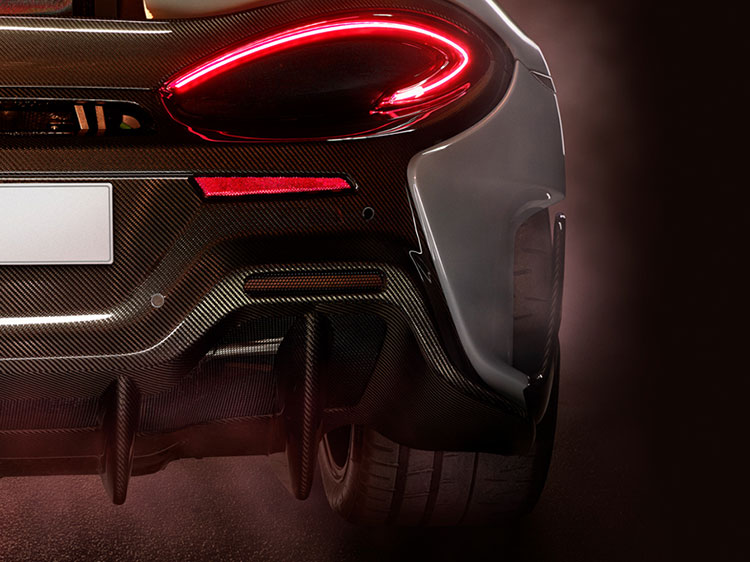 McLaren 600LT - The Edge Is Calling