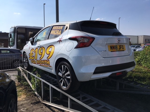 Nissan Micra 1.5 dCi N-Connecta 5dr image 16