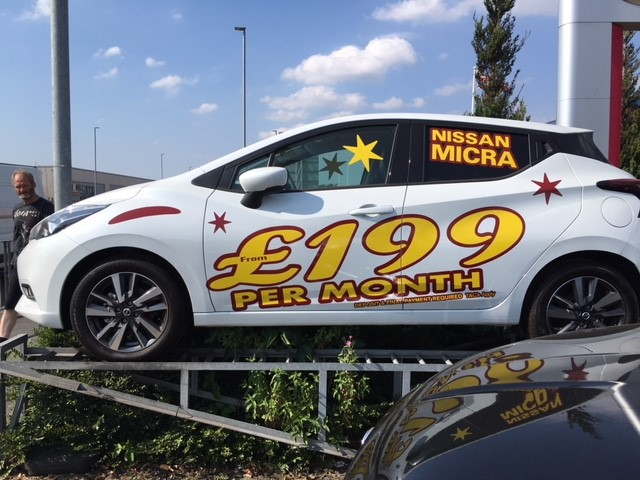 Nissan Micra 1.5 dCi N-Connecta 5dr image 17